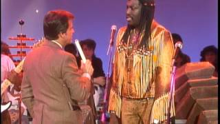 Dick Clark Interviews Ollie & Jerry- American Bandstand 1984