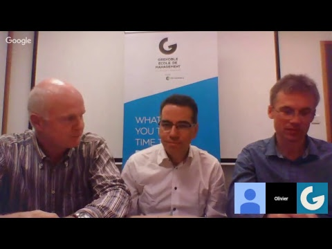 MOOC New Energy Technologies - Live Session#1