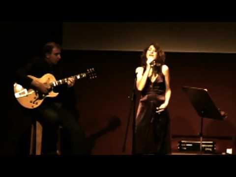 Marian Barahona jazz trio