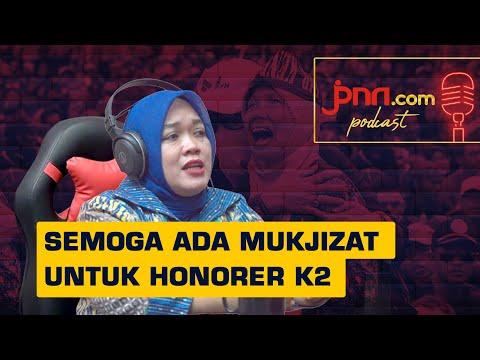 Pahit Manis Perjuangan Honorer K2, Pernah Ada Cerita Mengharukan dengan Ahok