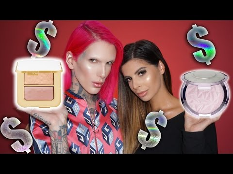 Thumbnail: TESTING OUT THE WORLD'S MOST EXPENSIVE HIGHLIGHTERS feat. Laura Lee