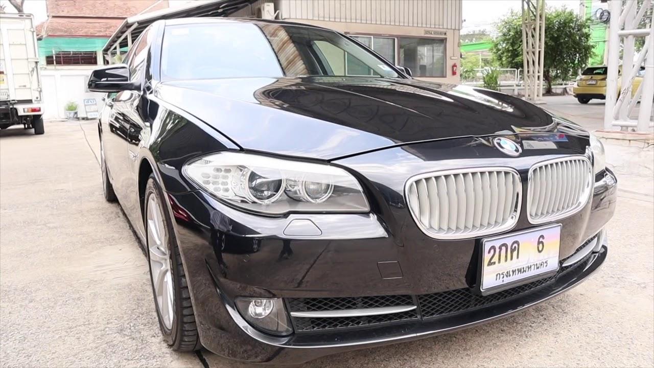 รีวิว BMW ActiveHybrid 5 ปี 2014 หรู แรง ประหยัดน้ำมัน   #BMWActiveHybrid5