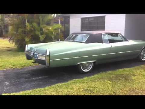 1967 Cadillac coupe de ville for sale - YouTube
