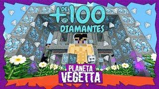 💎 CONSIGO +100 DIAMANTES 💎 - PLANETA VEGETTA