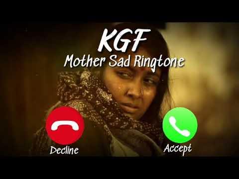 New ringtone kGf mother sad Ringtone - YouTube