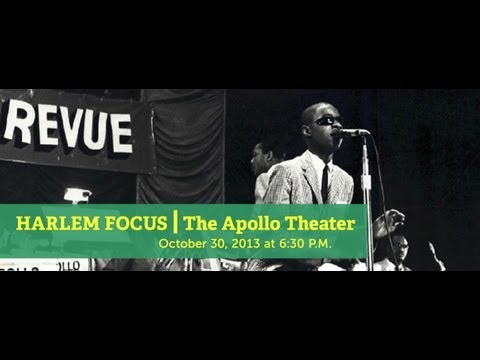 "Harlem Focus | The Apollo Theater: Conveying ""Soul"" through Graphic Design"