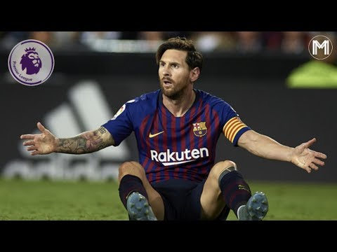 The Premier League Is A Joke - This Happens If Lionel Messi Plays In The EPL - HD
