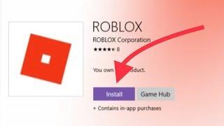 So installieren Sie ROBLOX auf HP