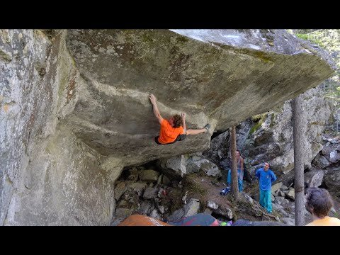 Power of Now (8C/V15) First Ascent