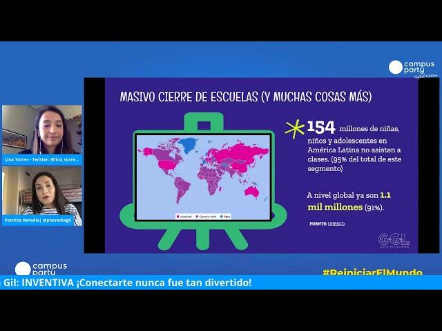 Lina Torres y Patricia Heredia: INVENTIVA ¡Conectarte nunca fue tan divertido!