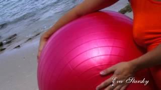 Фитбол для беременных. Часть 7