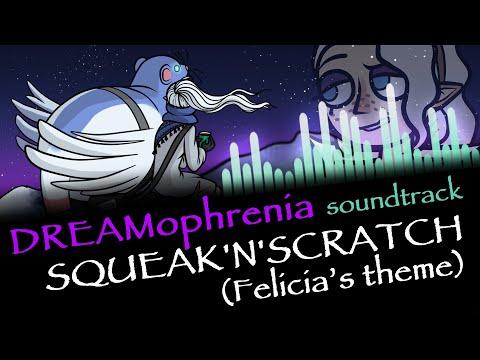 Squeak'n'Scratch (Felicia's Theme) | DREAMophrenia Soundtrack | Djent + Drum'n'Bass + Dubstep