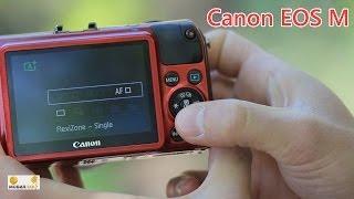 Обзор системного фотоаппарата Canon EOS M(Лучшие технические характеристики и широкий функционал фотоаппарата Canon EOS M в стильном и практичном корпус..., 2014-06-05T13:33:02.000Z)