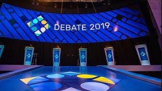 Último debate: análisis sobre seguridad, producción, instituciones y desarrollo social