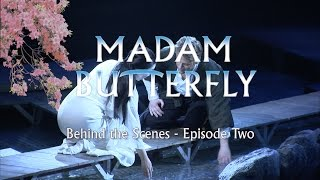 Madam Butterfly Behind The Scenes Film 2