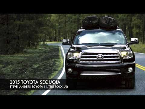 2015 Toyota Sequoia In Arkansas | Steve Landers Toyota In Little Rock, AR