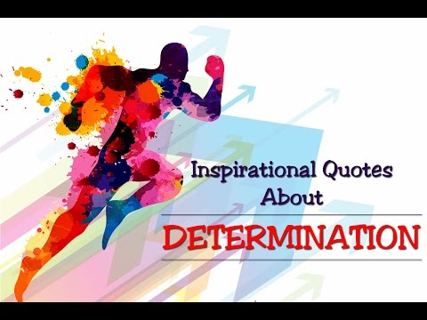 Famous Determination Quotes for Kids, Students -Determination motivational video
