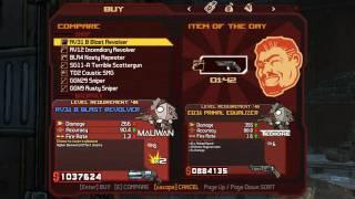 [035] Borderlands Siren Playthrough 2 HD