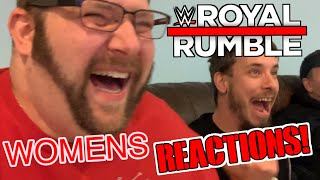wwe-womens-royal-rumble-match-reactions-for-all-entrants-2019