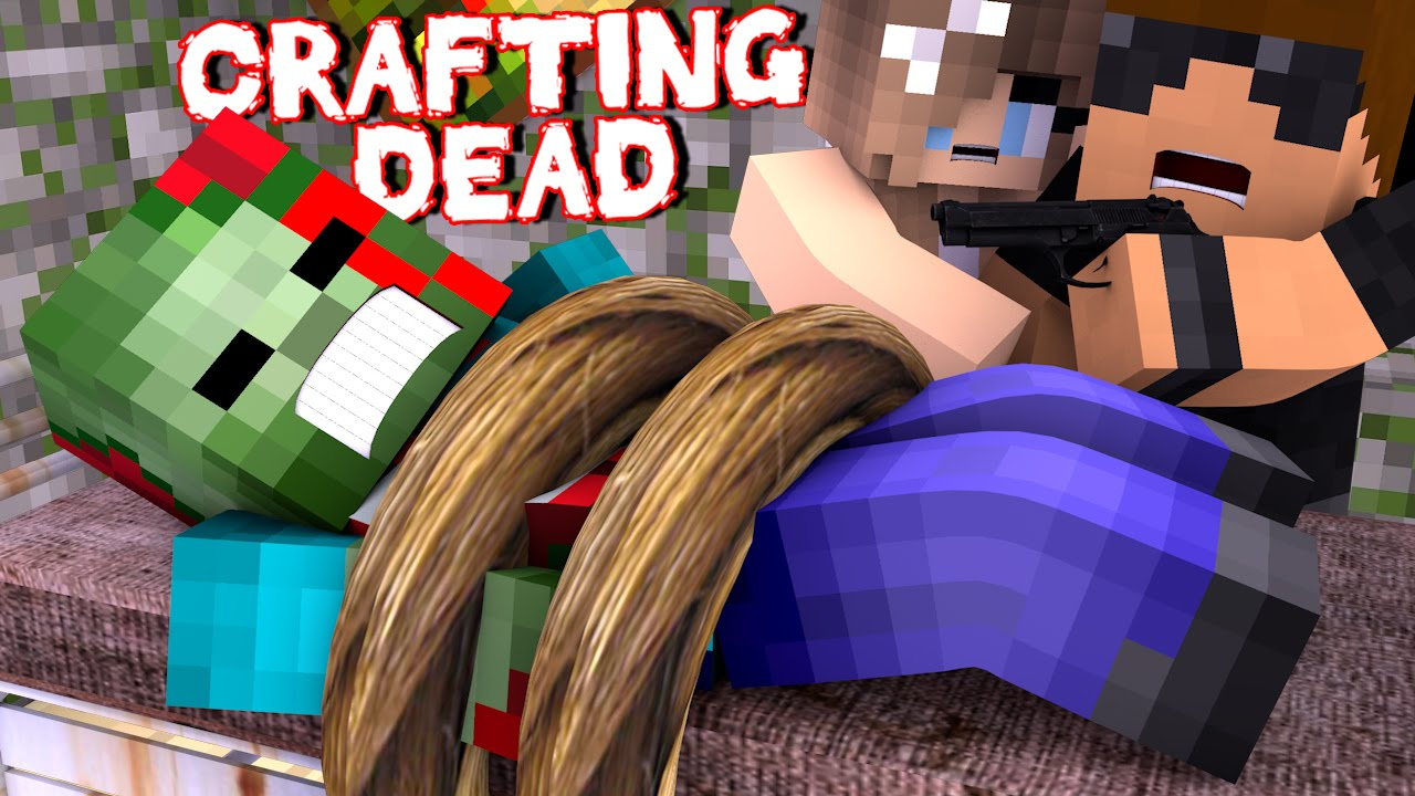 Patient zero crafting dead s1 ep 1 39 minecraft role for The crafting dead ep 1