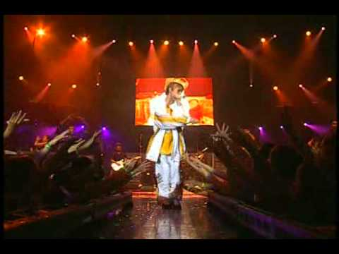 Aaron Carter - That's How I Beat Shaq (Live - Baton Rouge)