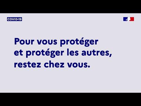 COVID19 | Pour vous protéger et protéger les autres, restez chez vous