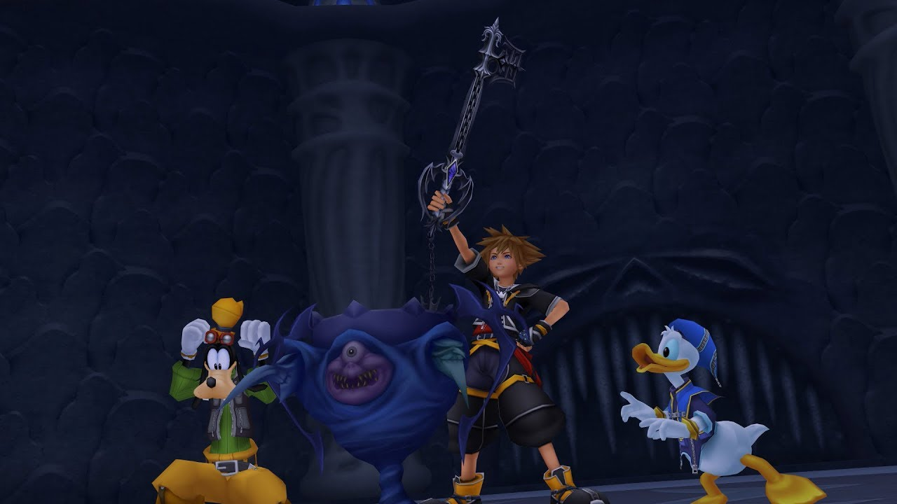 how do you unlock goddess of fate cup in kh2
