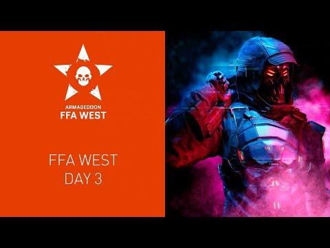Warface Armageddon: FFA West. Day 3