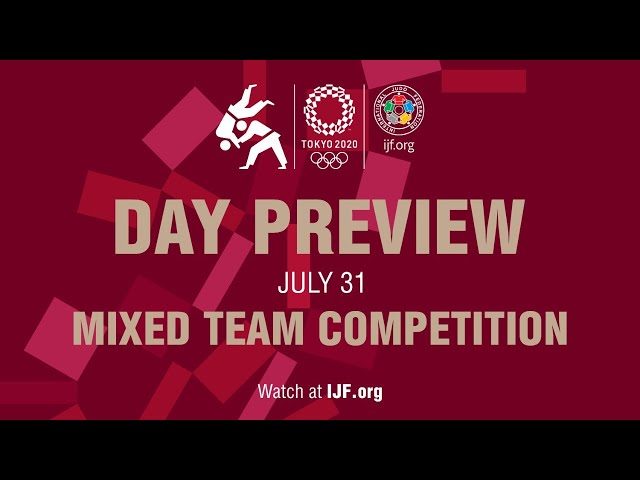 Day 8 Preview Judo - Olympic Games Tokyo 2020