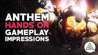 Hands On   Anthem Gameplay Impressions