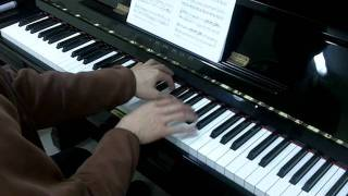 RCM Piano 2008 Grade 4 Study Etude No.13 Crawley You