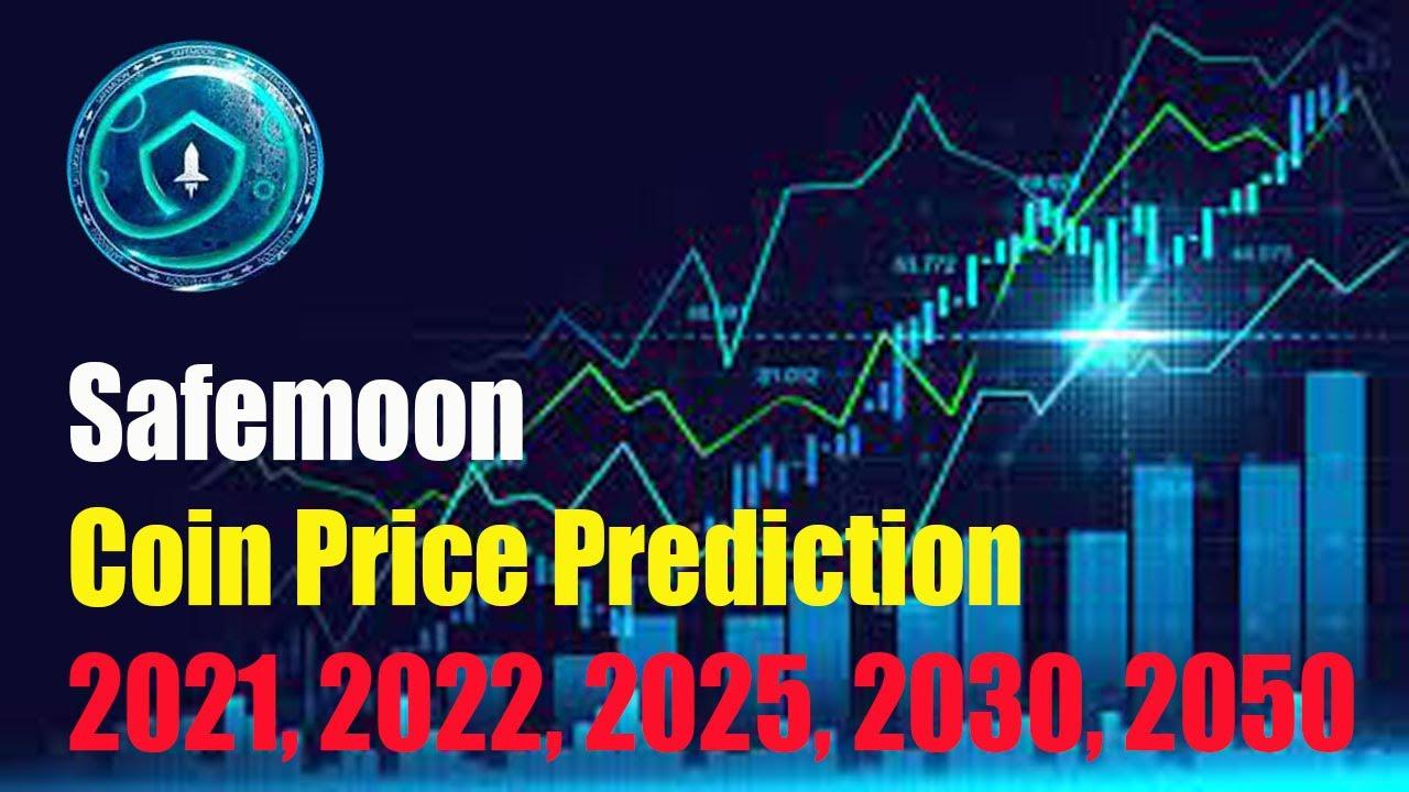 Safemoon Coin Price Prediction 2021, 2022, 2025, 2030, 2050#safemoom#crypto#babydogecoin