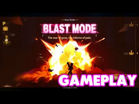 Blast Mode GamePlay Funny Moments Pt1 (Creative Destruction Mobile Gameplay)
