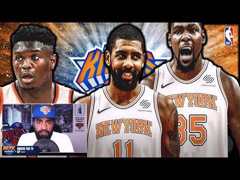 Inside The Mind Of A New York Knicks Super Fan