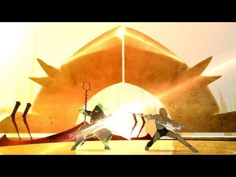 First 30 Minutes: El Shaddai: Ascension of the Metatron [XBOX360/PS3] (720p HD) Part 1/2