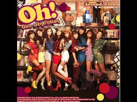 Girls Generation  Oh! { Instrumental}