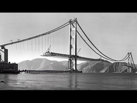 The Golden Gate: Building an Impossible Bridge | The B1M