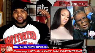 *R.Kelly Nephew SLAMS Charlemagne for ACCEPTING the MONEY from Lifetime!!| CRAZY RANT^