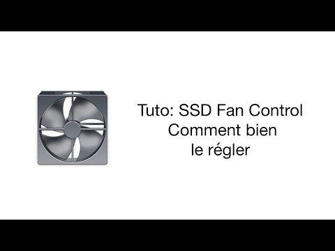 Tuto: SSD Fan Control, comment bien le régler - YouTube