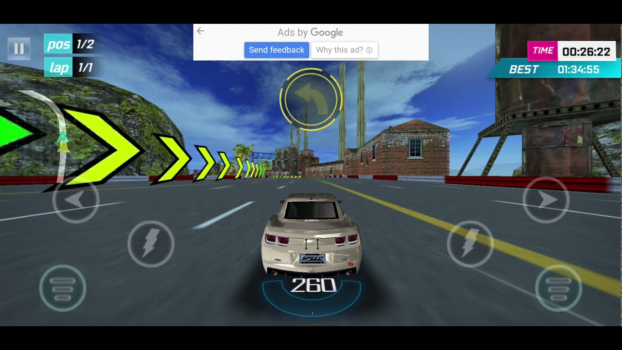 Download Street Racing 3D| Camaro| Android