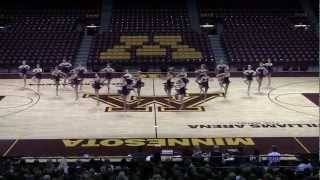 Minnesota State University Mankato Jazz 2013