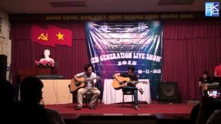 Song tấu Guitar: Canon In D