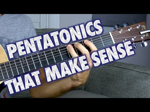 A Pentatonic Scale that Makes Sense