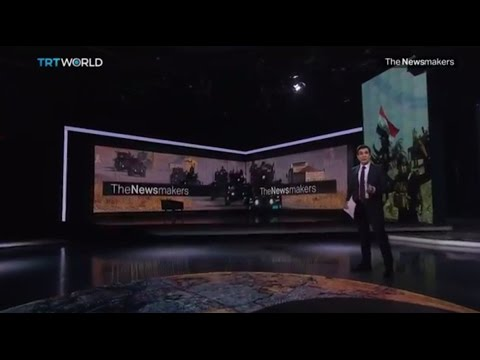 The Newsmakers: Fight for Mosul and Russia's power play