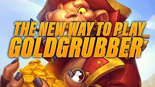 The New Way t๐ Play Goldgrubber | Dogdog Hearthstone Battlegrounds