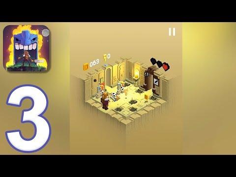 Tiny Tomb: Dungeon Explorer - Gameplay Walkthrough Part 3 (iOS, Android)