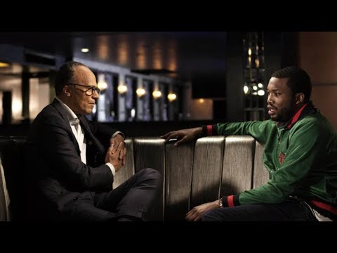 "Meek Mill 1st Interview Upon release & ""plans to try use his platform...."""