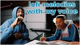 I made a chill lofi beat WITH MY VOICE (W/ Vochlea Dubler)