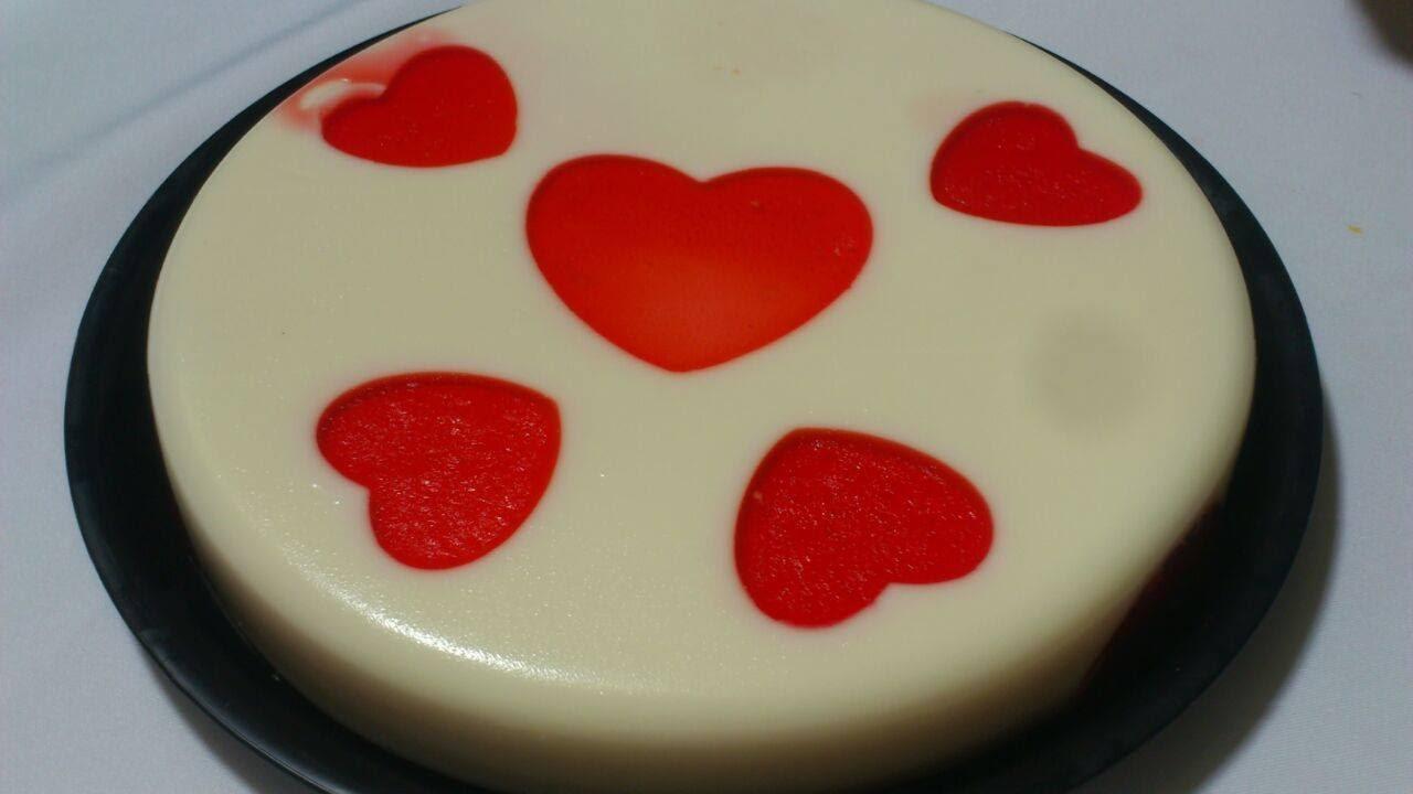 Corazones en gelatina san valentin valentin day rosvi - Corazones de san valentin ...
