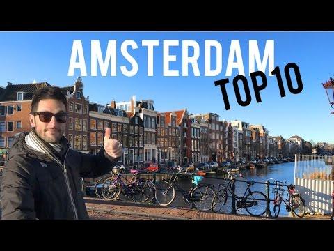 Documentario Amsterdam: [TOP 10] COSA VEDERE in un week end?